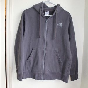NEW LISTING north face zip up jacket